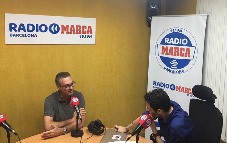 Lesiones deportivas en la cadera: entrevista al Dr. Fernando Marqués