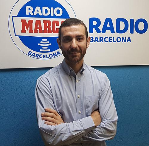 Dr. Sergi Barrera, especialista en cirugía de la mano, codo y microcirugía